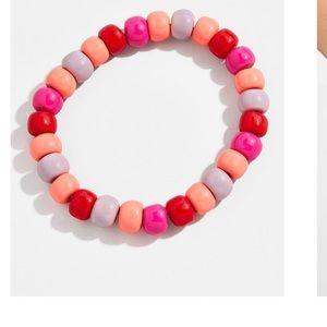 BaubleBar Bali Bracelet Pink Ombré